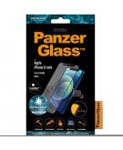 CamSlider™ Screenprotector voor iPhone 12 Mini - Zwart