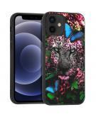 Design voor de iPhone 12 Mini hoesje - Jungle - Luipaard