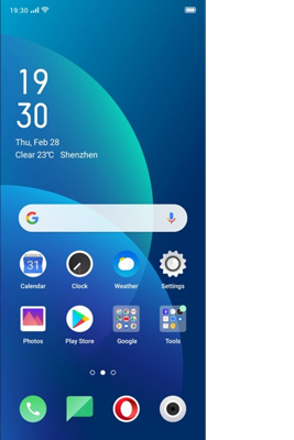 Android 9 (ColorOS 6)