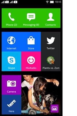 Nokia X 1.0