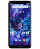 Nokia Global ROM Nokia X5 5.86 Inch 4GB 64GB Smartphone Black 4GB