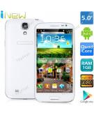 iNew - M2 Unlocked Android Mobile Phone 5 Inch Quad Core CPU 3G GPS Dual Camera White