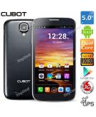 Cubot [Gebraucht]  P9 Smartphone MTK6572W Duad-Core 1,2GHz 960 x 540 Pixels 5 Zoll Display Andriod 4.2 8MP+2MP Kamera- Black