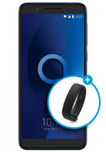 Alcatel 3L 5034D Dual 16GB metallic Blue