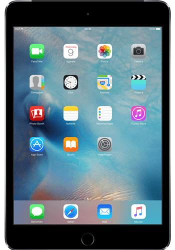 Apple iPad mini 4 128GB 4G Space Grey