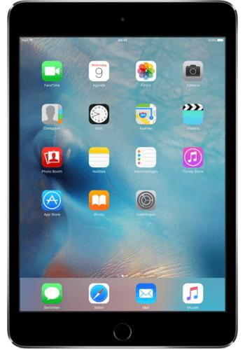 Apple iPad mini 4 16GB Space Grey