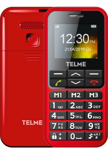 Emporia TELME C151 rot Red