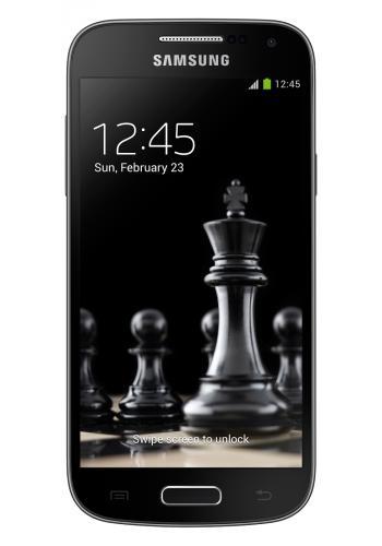 Galaxy S4 Mini Black Edition