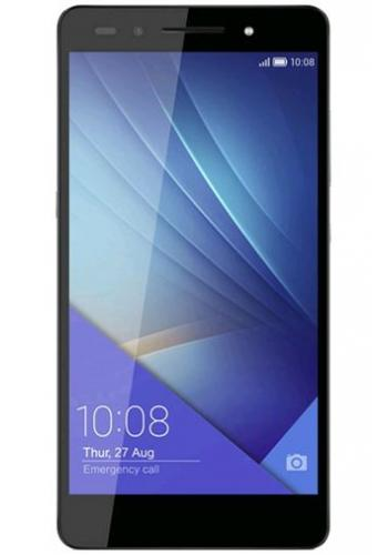 Honor HUAWEI Honor 7 5.2inch FHD EMUI 3.1 3GB 16GB 4G LTE Smartphone Hisilicon Kirin 935 Octa Core 20.0 MP OTG Touch ID- Gray 16GB