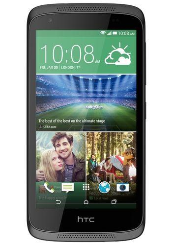 HTC Desire 526G Dual 8 GB Dual-SIM Black