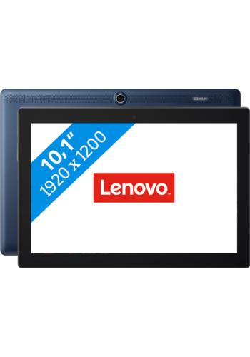 Lenovo Tab 3 10 Plus - 32 GB - Blauw
