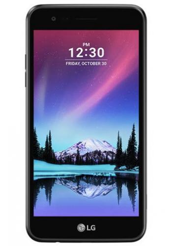 LG K4 2017 Zwart