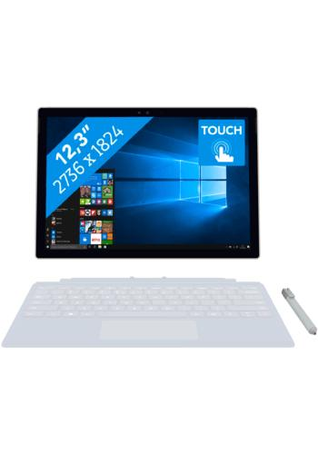 Microsoft Surface Pro 4 - i7 - 16 GB - 1 TB Zilver