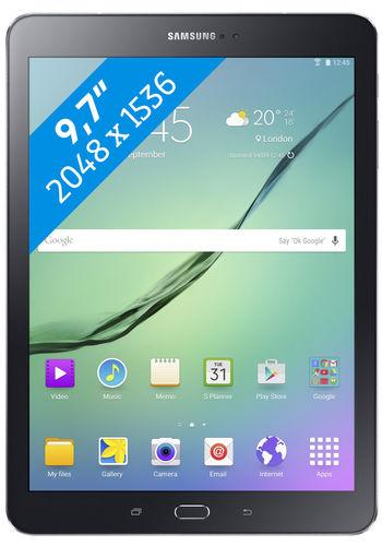 Samsung T813 Galaxy Tab S2 9.7 VE WiFi 32GB ebony black