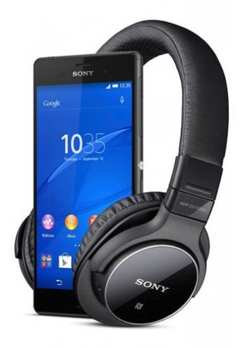 Sony Xperia Z3 LTE-A D6603 Black